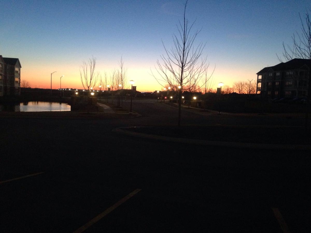 Sunset Inspired...